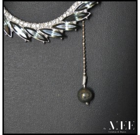 feuille - Collier by Mee
