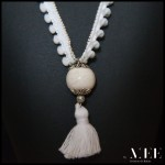 Pompon - Collier by mee