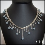 IndieBlue Collier by Mee